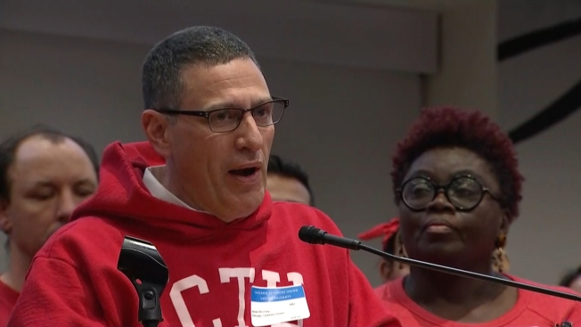 Chicago Teachers Union to Strike After Rejecting Contract
