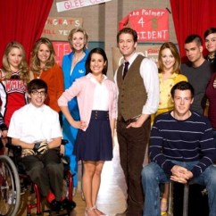 Wheelchair Glee Blue Desk Chair Target Episode Hits Bump With Disabled Actors Nbc
