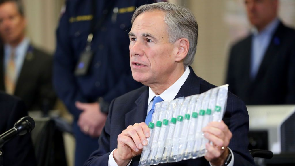 No Shelter In Place Order For Texas Gov Abbott Says