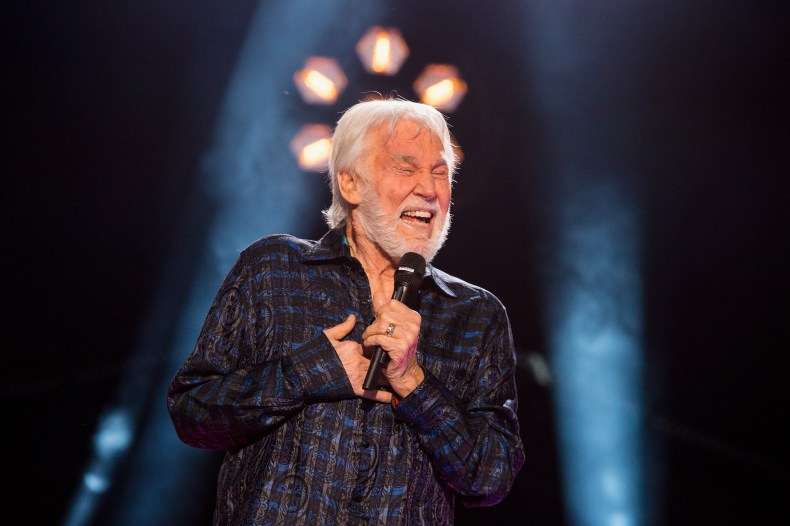 KENNY ROGERS, THE GAMBLER DEAD AT 81