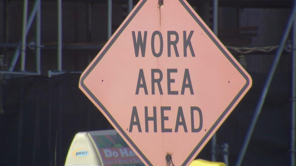 Lane Closures Next Week in Fort Worth, Arlington, Dallas, Northeast Tarrant County