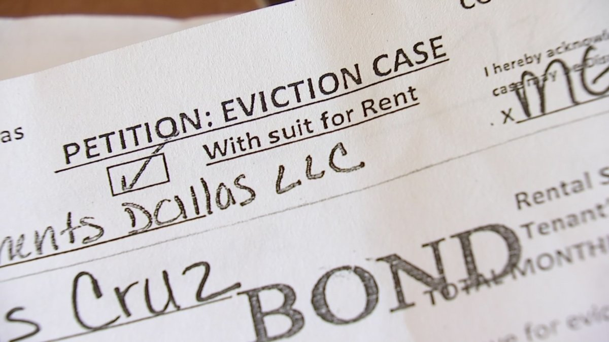 Texas Supreme Court: Eviction Citations Must Include Moratorium Info