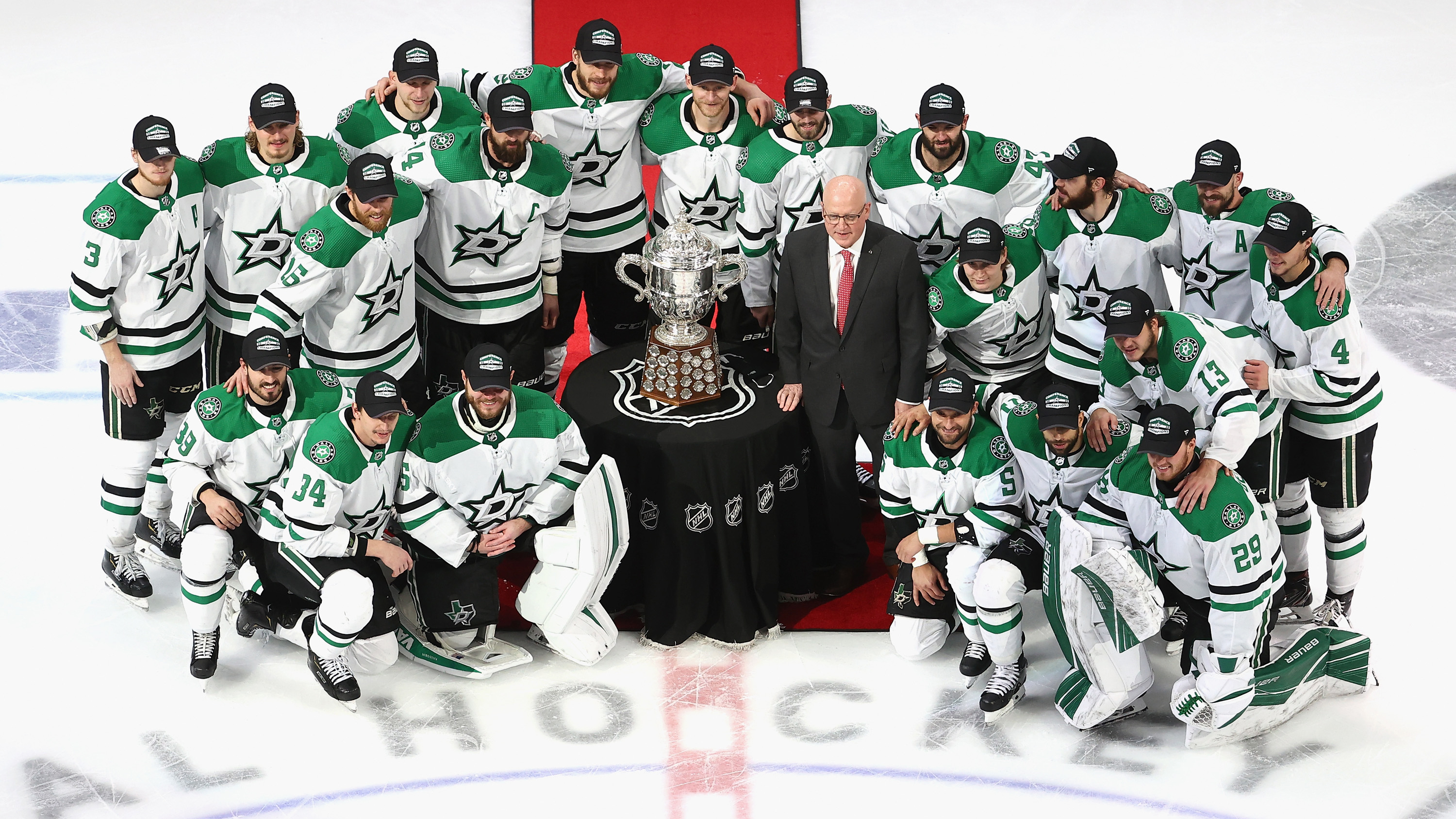Stars In Stanley Cup Final After Being Outscored And