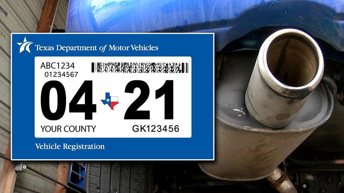 Vehicle Title & Registration Waiver Ends April 14, 2021