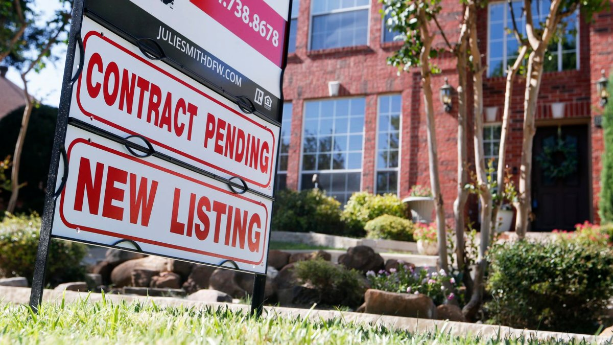 Dallas-Fort Worth is Seeing One of the Nation's Biggest Declines in Homes for Sale