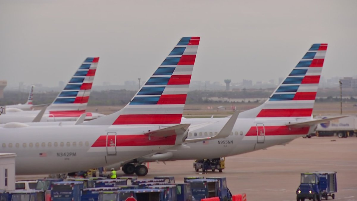 American Airlines Says It's Proactively Canceling Flights