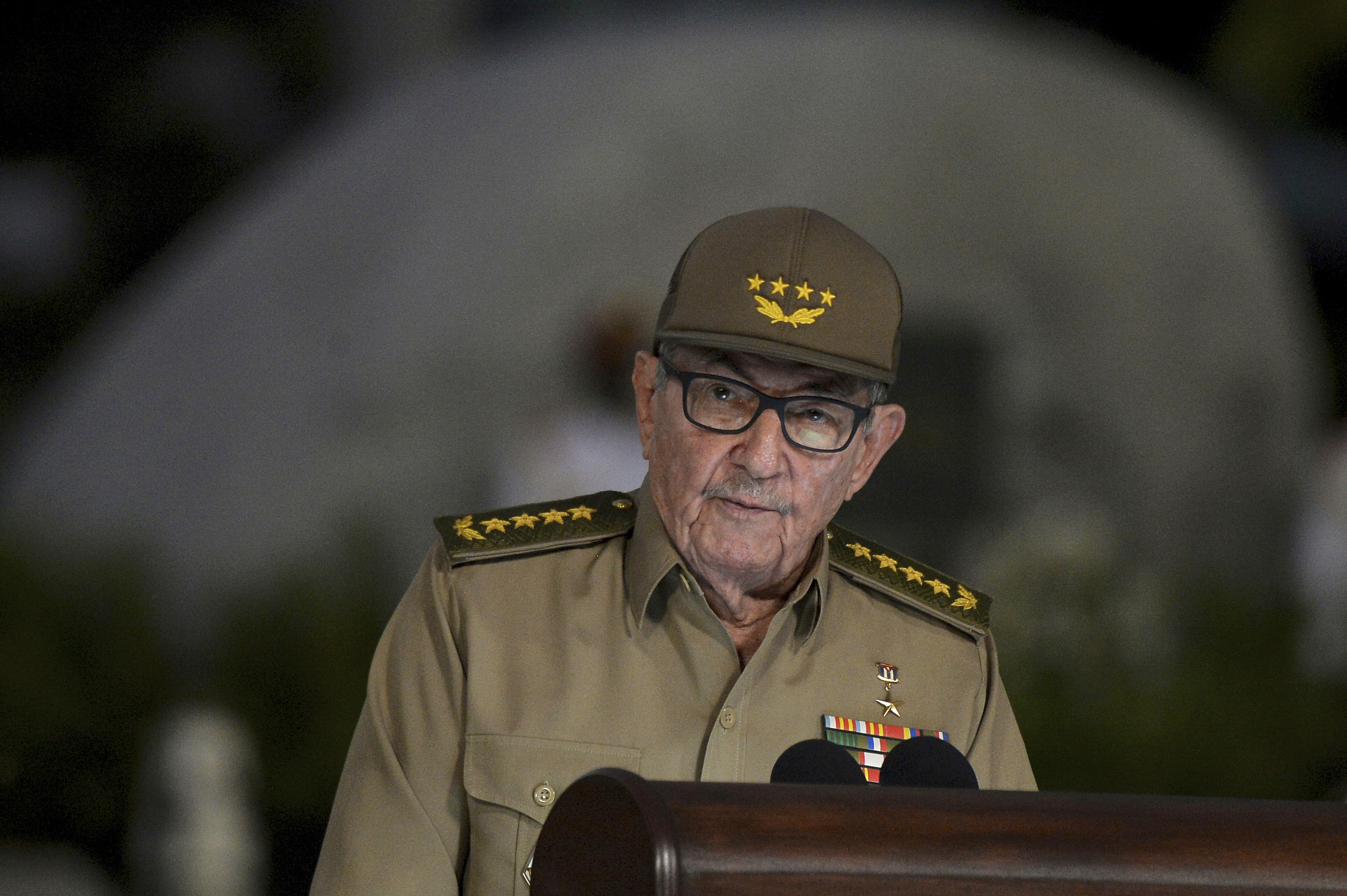 Raul Castro Confirms He's Resigning, Ending Long Era in Cuba – NBC 5 Dallas-Fort Worth
