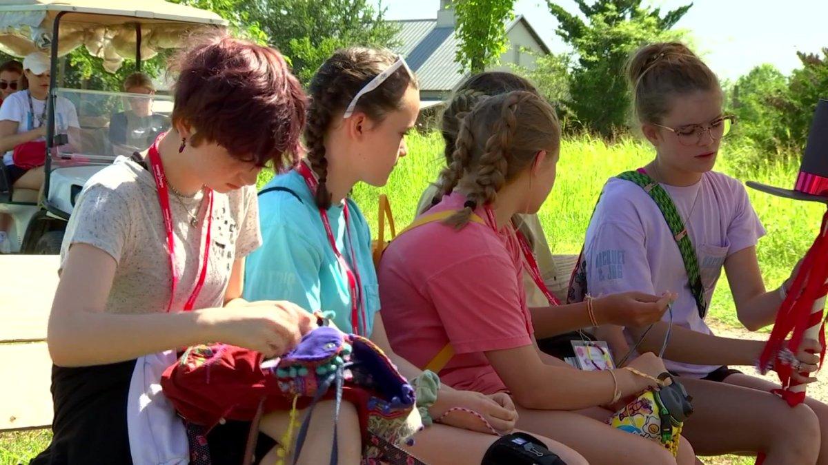 Summer Camps Prepare For Busy Season