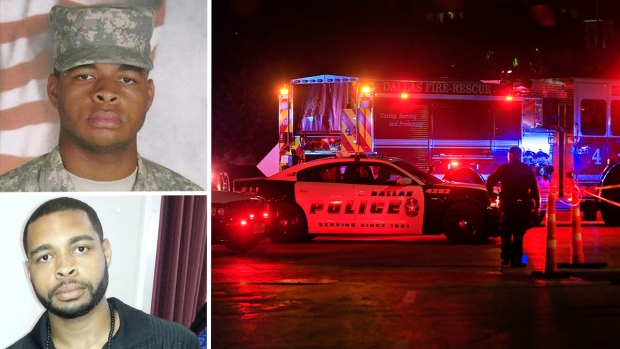 [DFW] Army Veteran Identified As a Gunman in Dallas Protest Shootings