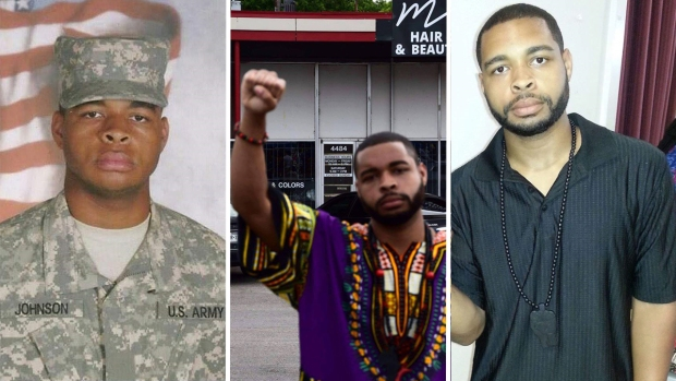 [DFW]Dallas Shooter Laughed, Sang During Standoff: Source