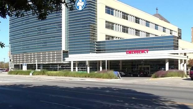 Dallas Methodist Hospital at Critical Capacity ReRoute