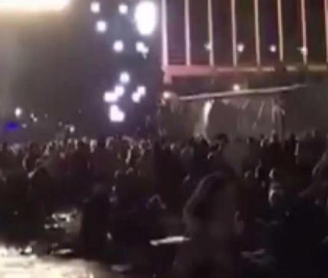 Las Vegas Survivor Reacts To Texas Church Mass Shooting