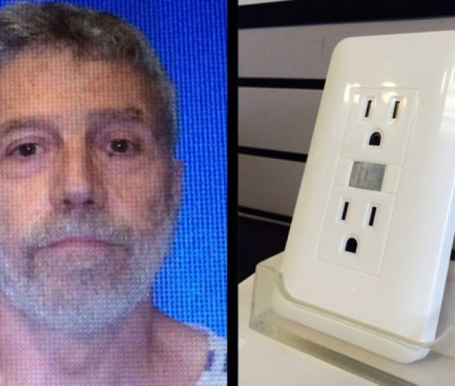 Suspect Says Hidden Cameras Are In Several Places