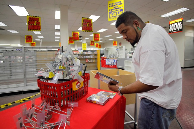 Circuit City To Close 155 Us Stores Business Us Business Nbc