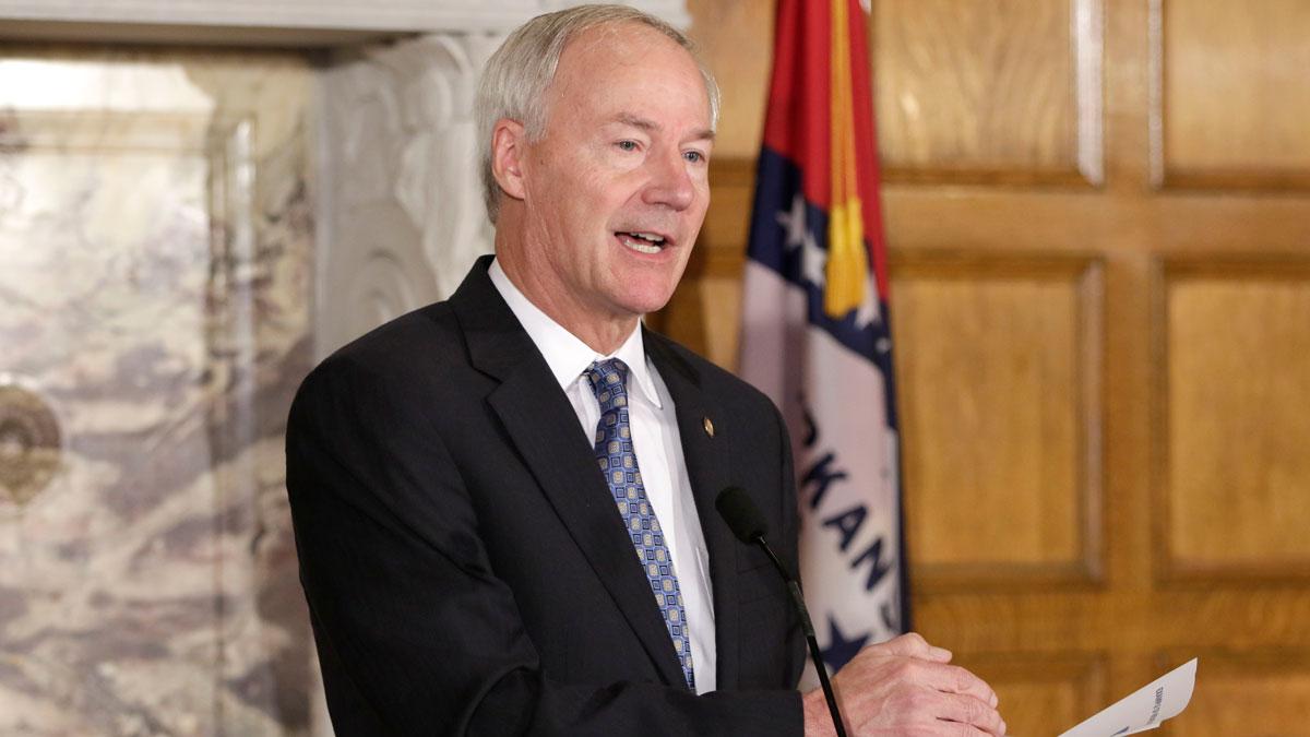 Arkansas Governor Signs Transgender School Sports Ban Into Law 1
