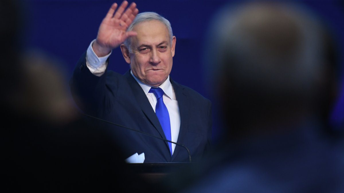 Israel Votes: Netanyahu's Fate Hangs on Tuesday's Elections 1
