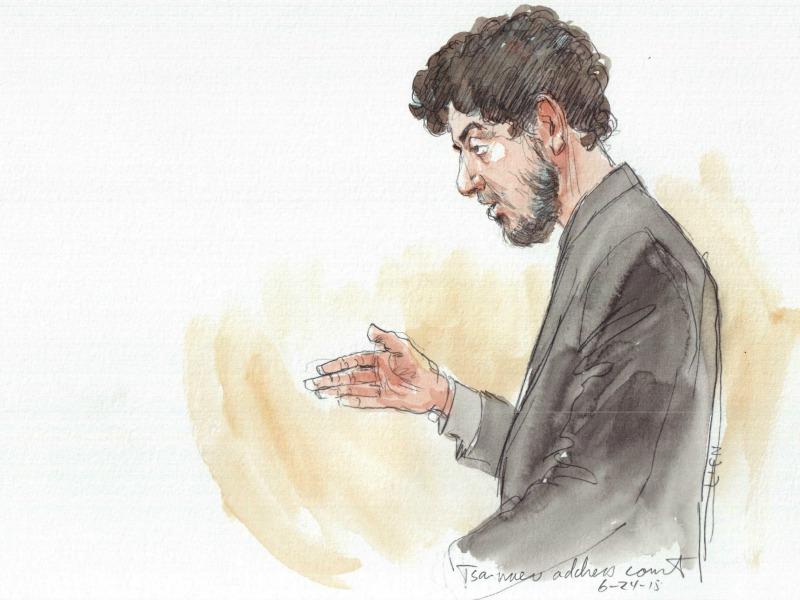 Dzhokhar Tsarnaev Taken To Colorado Prison Nbc Los Angeles