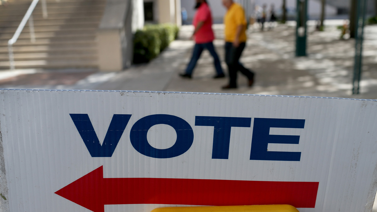 Conservative Group Pushes Proposals to Tighten Voting Laws 1
