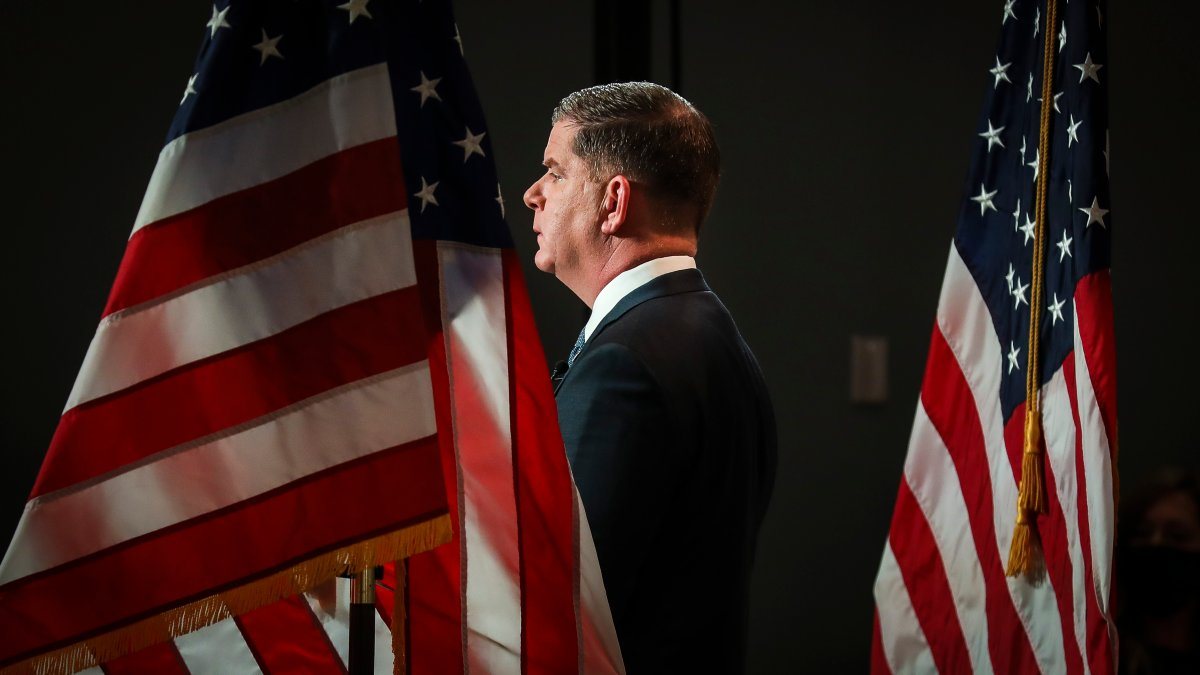 Marty Walsh Confirmed as Secretary of Labor, Says Farewell to Boston 1