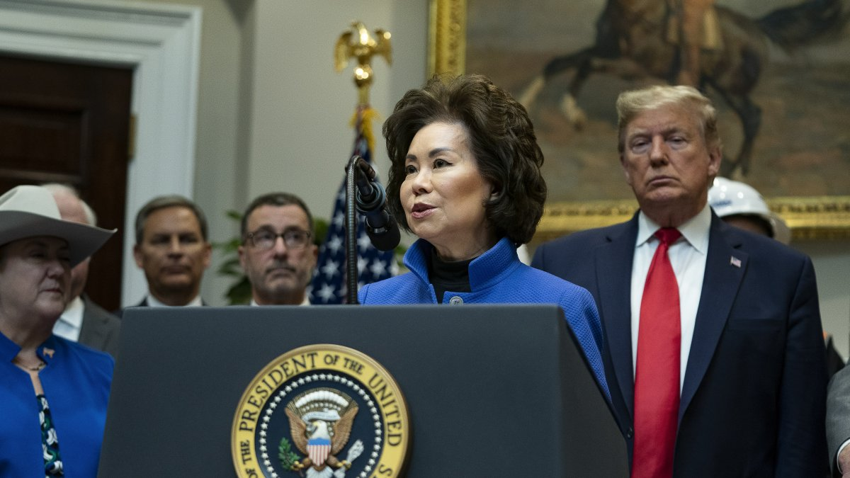 IG Faults Elaine Chao at Transportation Over Ethics Concerns 1