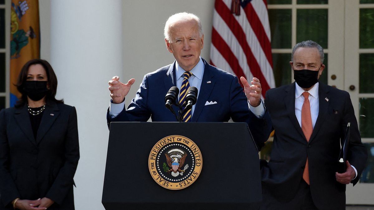 In a Shift, Biden Endorses a 'Talking Filibuster' to Change Senate Rules 1