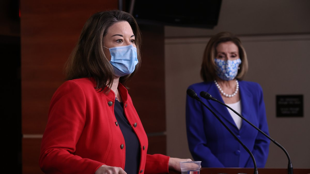 Fallout From Riot, Virus Leaves Toxic Mood on Capitol Hill 1
