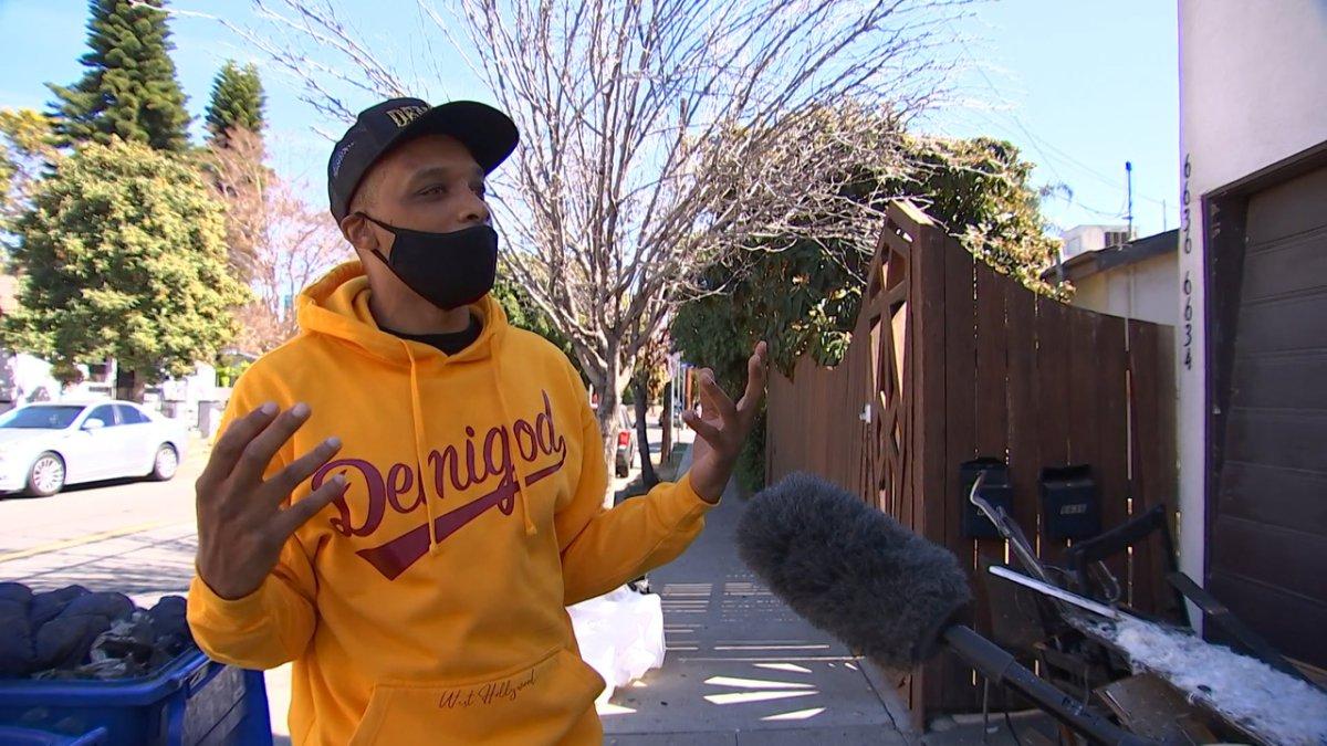 Anton Austin Accuses LAPD of Racial Profiling Arrest in Federal Lawsuit 3/11/21