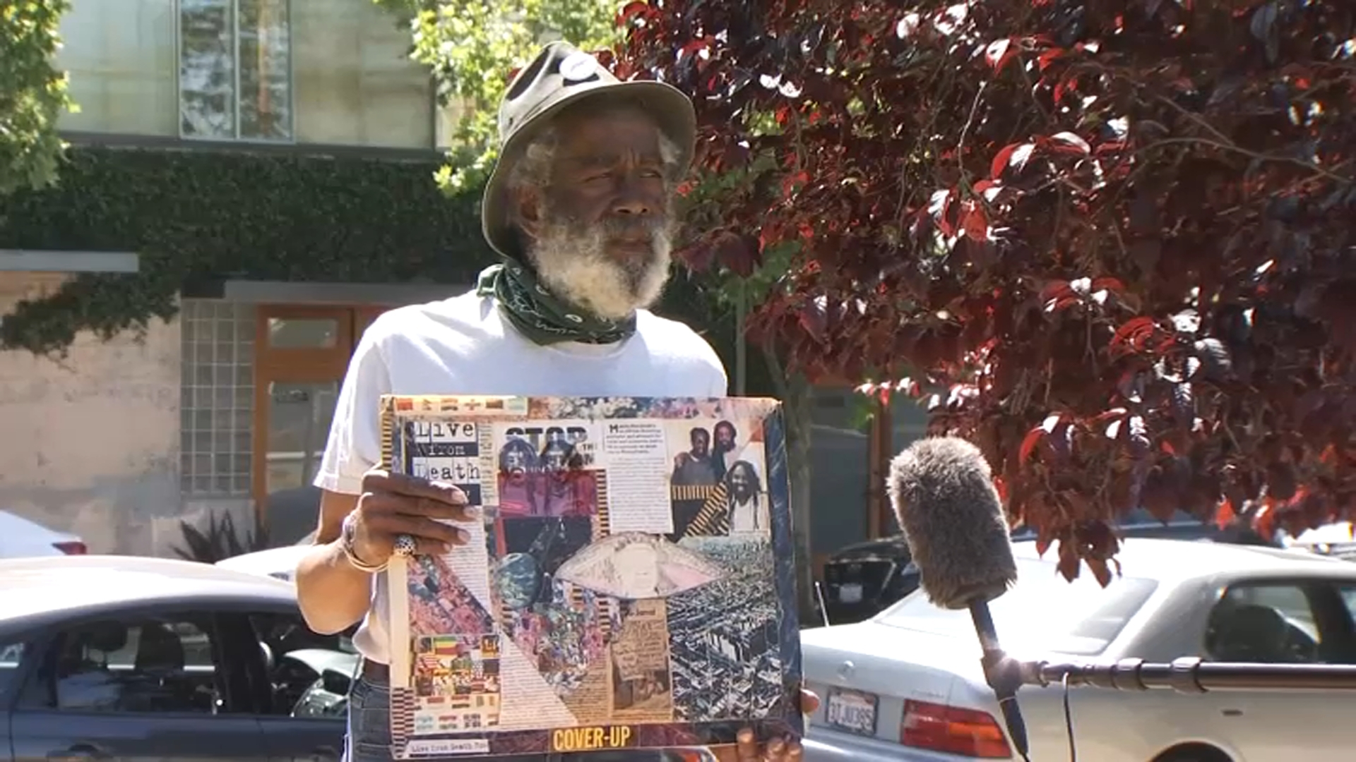 Historic Black Panther Party Memorabilia in Need of a Home – NBC Los Angeles