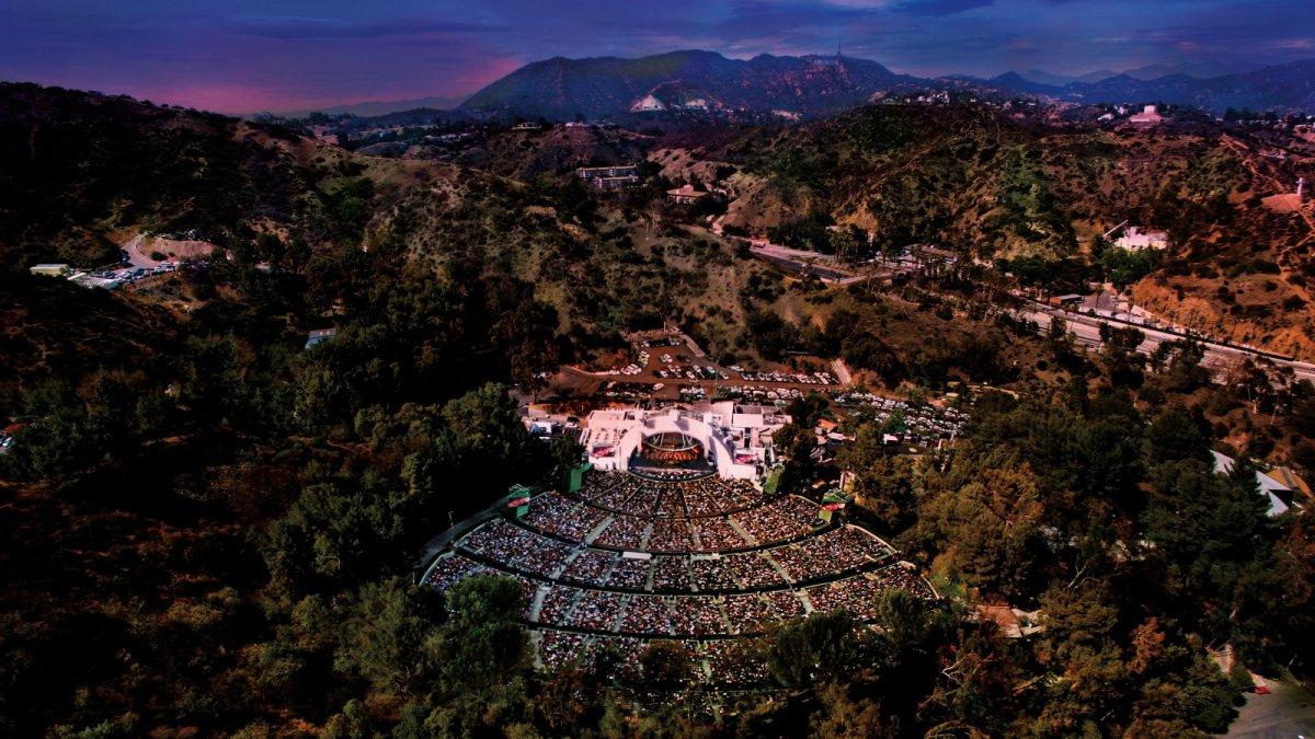Hollywood Bowl Calendar 2022.Hollywood Bowl Unveils Summer 2021 Schedule Nbc Los Angeles