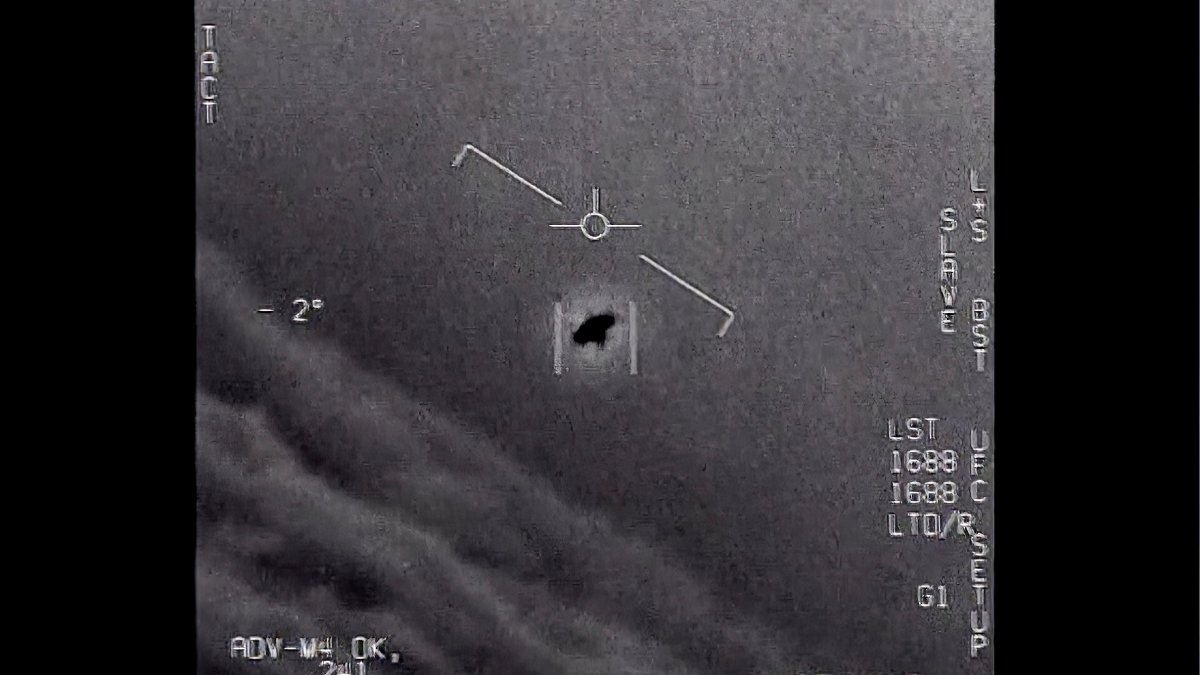 'There Is Stuff': Enduring Mysteries Trail US Report on UFOs 1