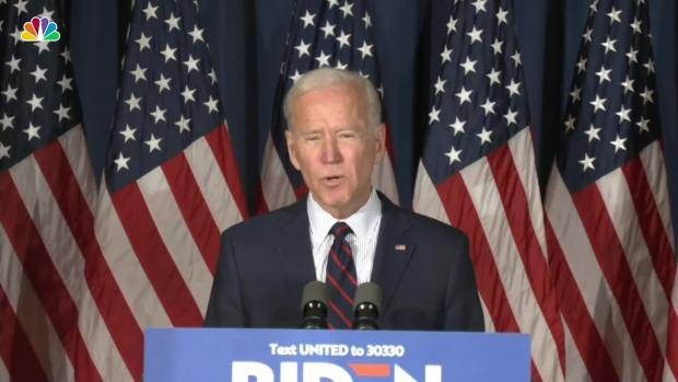 (NATL) Biden dice que Trump necesita ser implementado