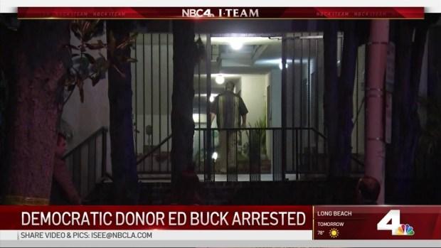 (LAITEAM) Detenido el donante demócrata Ed Buck