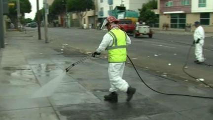 [LA] LA Vows to Clean Filth From More City Streets
