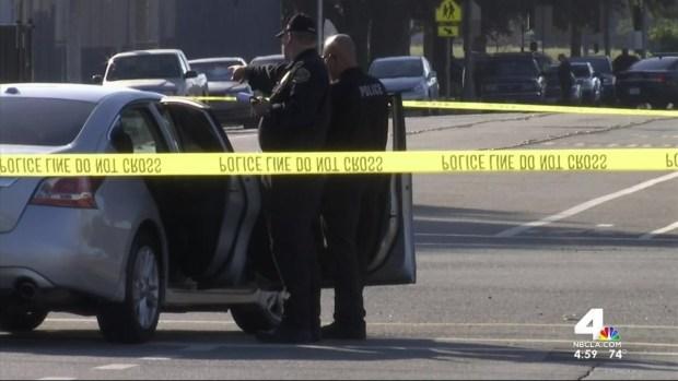 [LA] Pomona Shooting Prompts Local School Lock Down