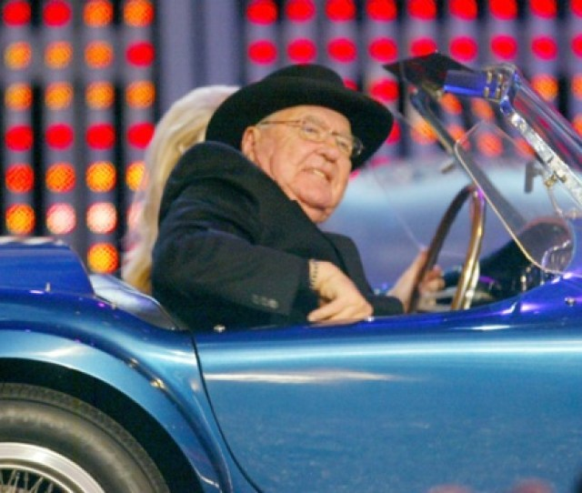 Carroll Shelby Cars On Display For Tribute At Petersen Automotive Museum