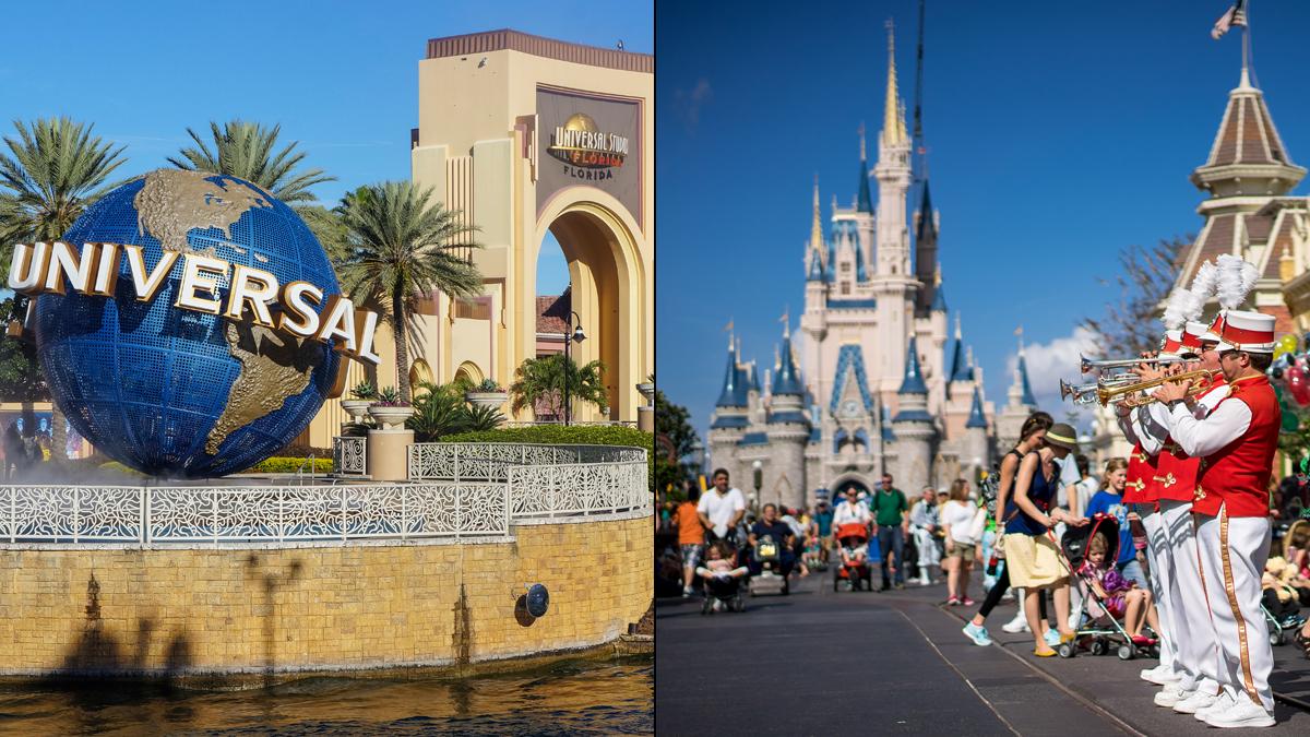 Universal Orlando, Disney World & More Temporarily Closed Amid ...