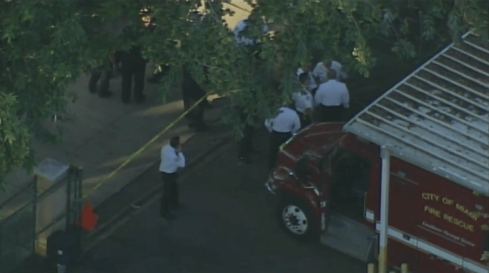 Body Of Miami Firefighter Found Inside Station Nbc 6