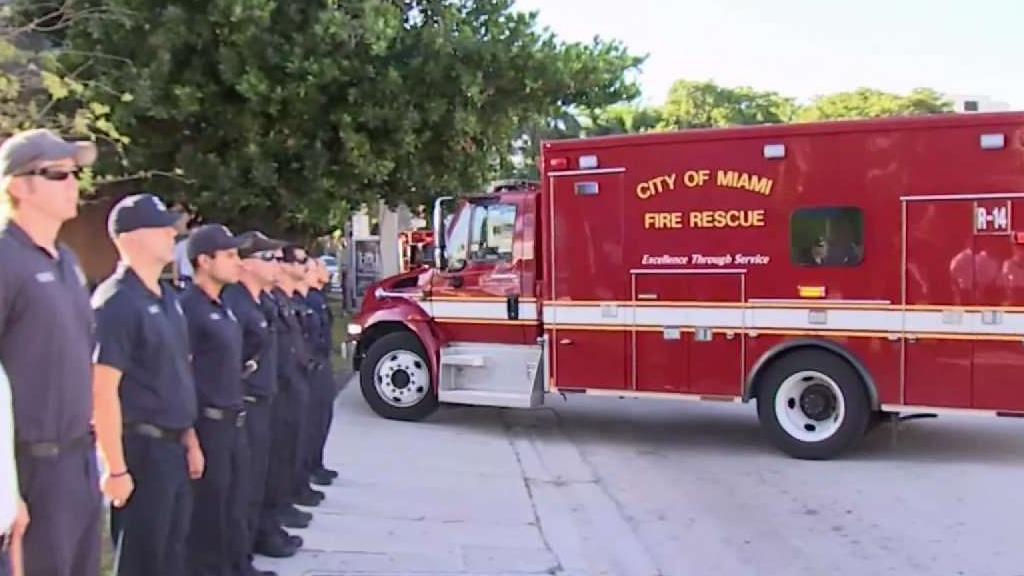 Firefighter Found Dead Inside Miami Station Nbc 6 South