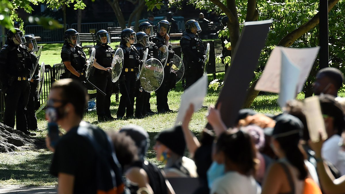 Judge Tosses Most Claims Over Clearing Protesters in DC Park