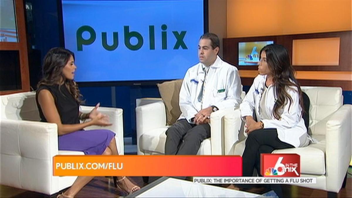 Publix Flu Shots – NBC 6 South Florida