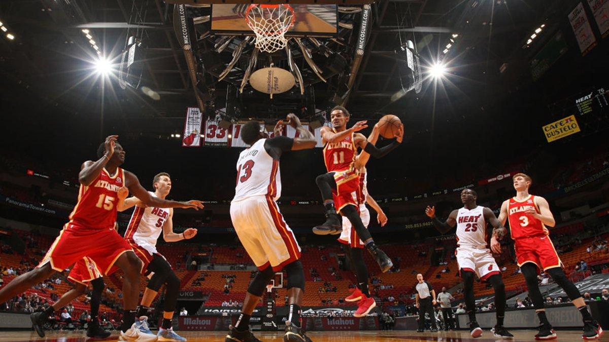Atlanta Hawks Win McMillan's Debut as Interim Coach, Top Miami Heat – NBC 6  South Florida