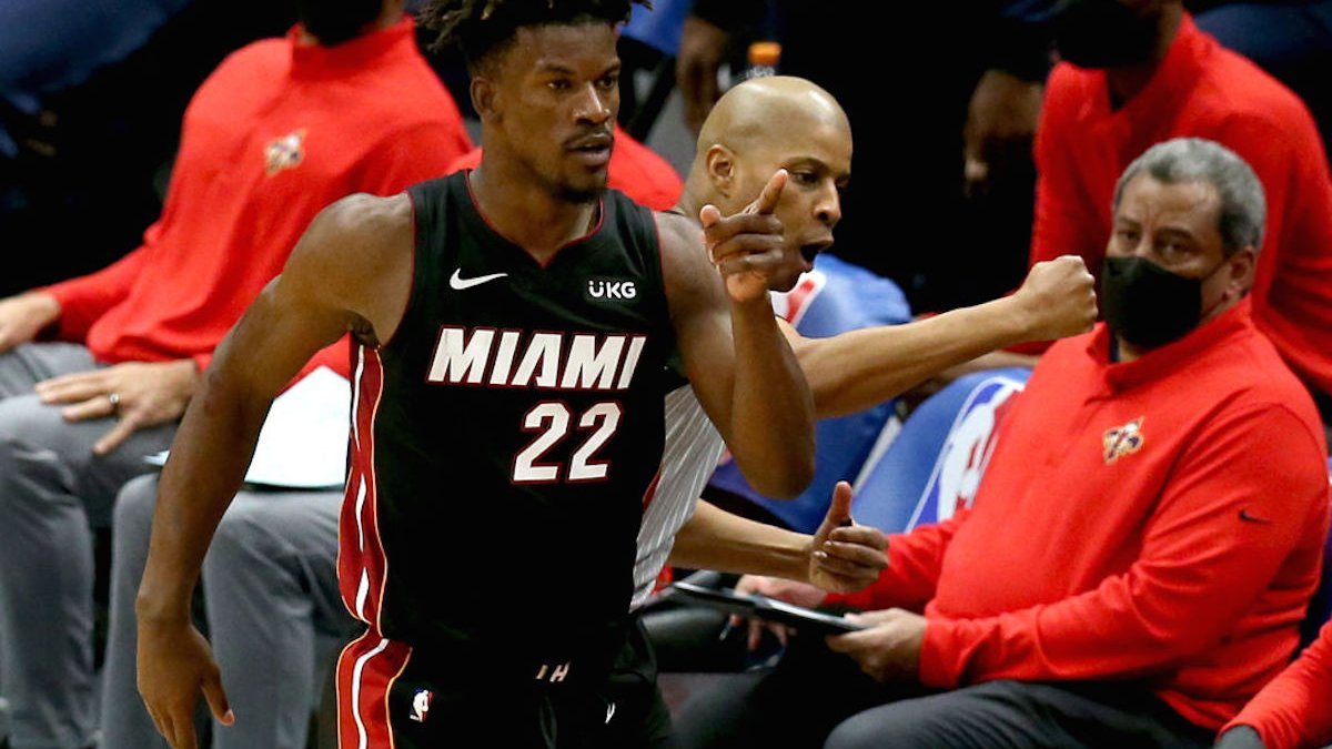 Butler Takes Over, Helps Miami Heat Top New Orleans Pelicans