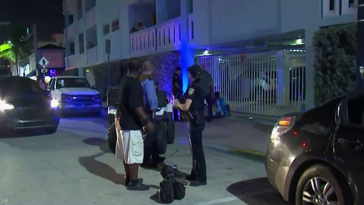 Miami TV Station Crew Attacked in Miami Beach While Filming Story on Crime