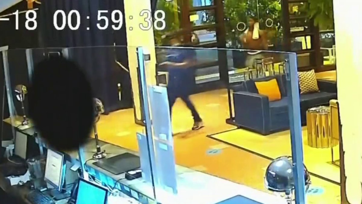 Newly Released Video Shows Suspects at South Beach Hotel on the Night Tourist Died