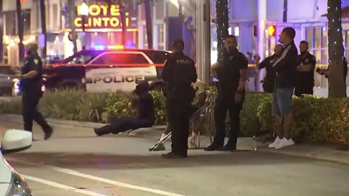 Man Arrested in January Triple Shooting Outside The Licking in Miami Beach