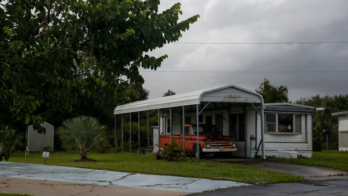 Eviction Looms for Mobile Home Residents in Miami