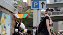 AP_19172261189450 Hong Kong Protesters Deeply Fear Leaving a Digital Footprint