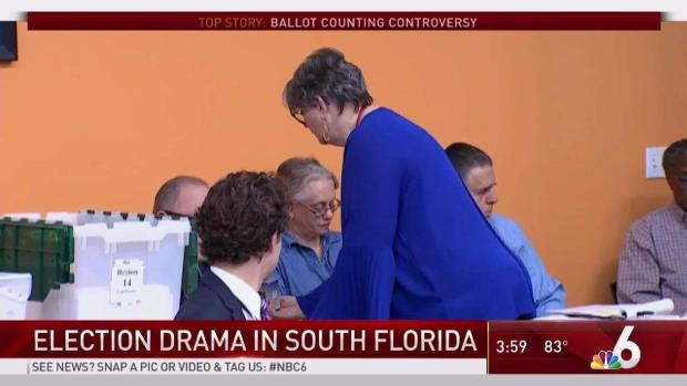 [MI]  Election drama in South Florida