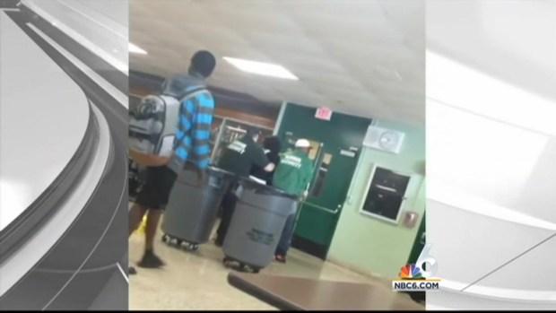 Teen Recovering After Stabbing at Miami Killian Senior High School  NBC 6 South Florida