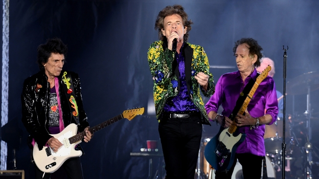 the rolling stones move